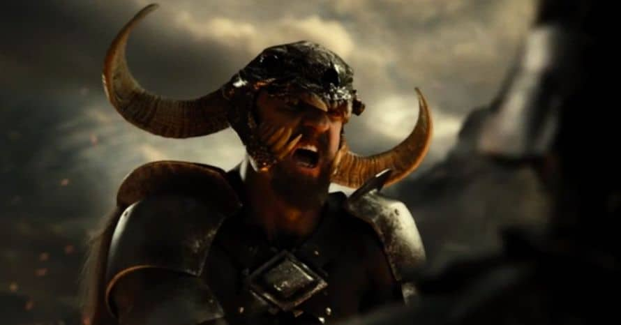 David Thewlis Reveals New BTS Look At Ares In Zack Snyder's 'Justice League'