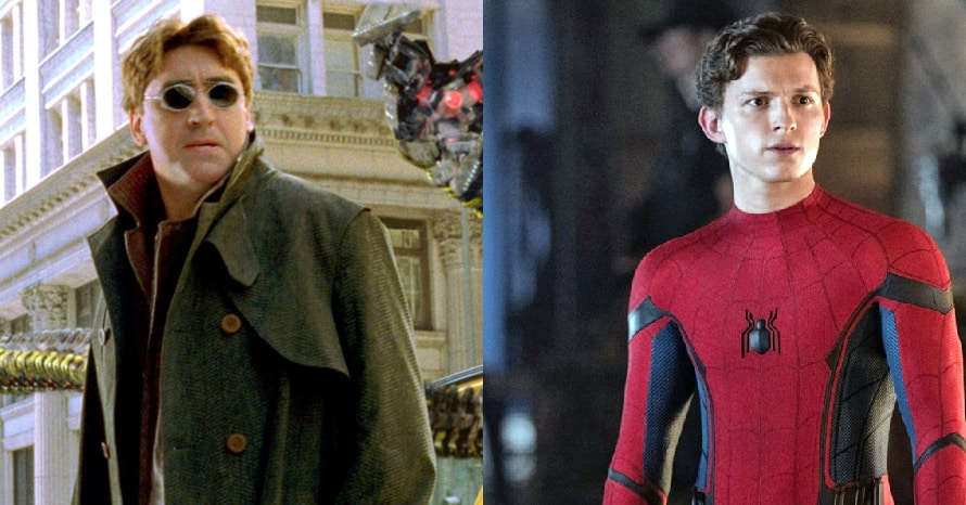 See Alfred Molina Return as Doctor Octopus In Tom Holland's 'Spider-Man 3'
