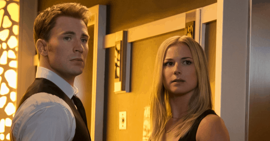 'The Falcon and the Winter Soldier' Star Emily VanCamp Throws Shade At Captain America Kiss