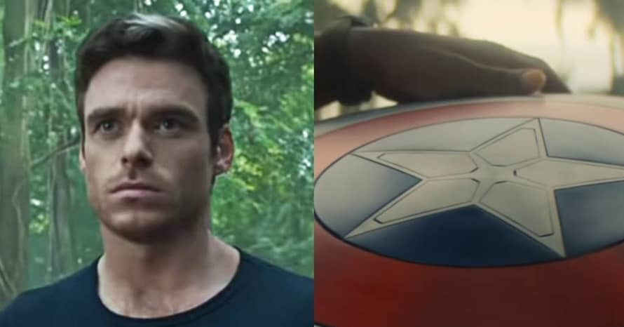 First 'Eternals' Trailer Features Reference To Captain America's Shield