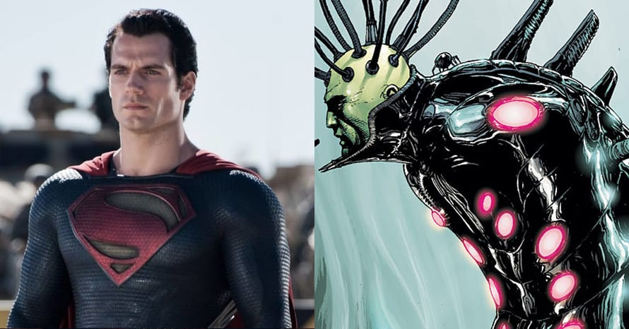 Zack Snyder Wanted To Use Brainiac In Henry Cavill's 'Man of Steel 2'