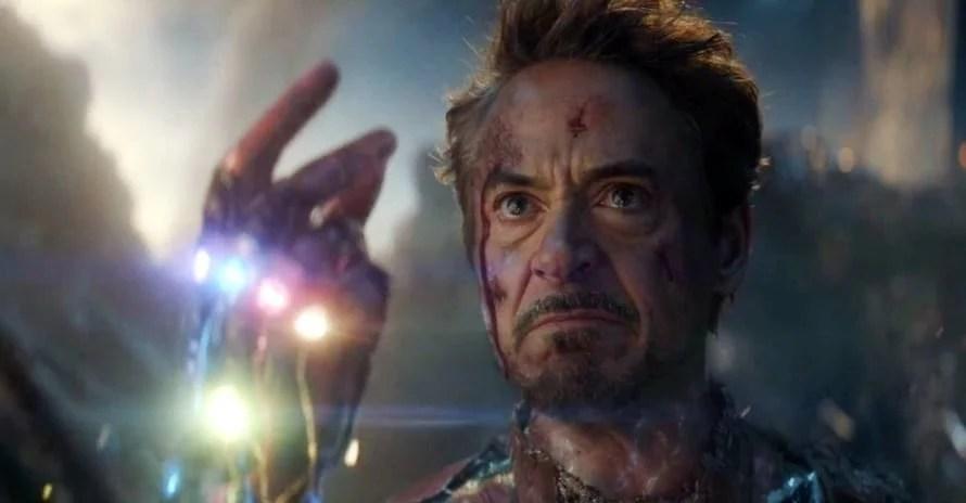 Robert Downey Jr Iron Man Infinity Gauntlet Avengers Campus Endgame Disneyland