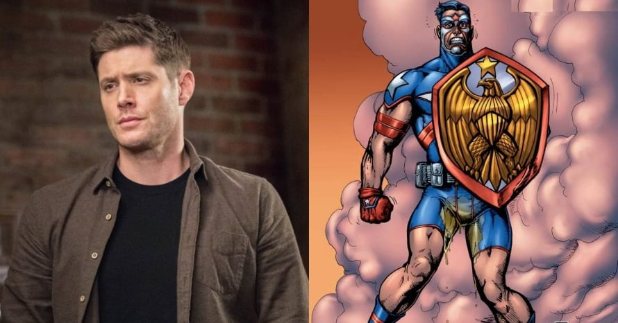 'The Boys': First Official Photo Of Jensen Ackles Suited Up As Soldier Boy Revealed