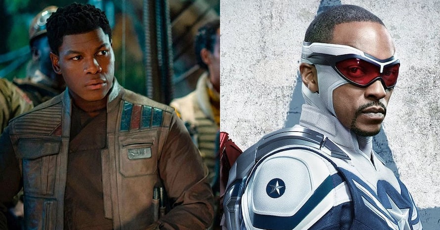John Boyega Sam Wilson Marvel Studios
