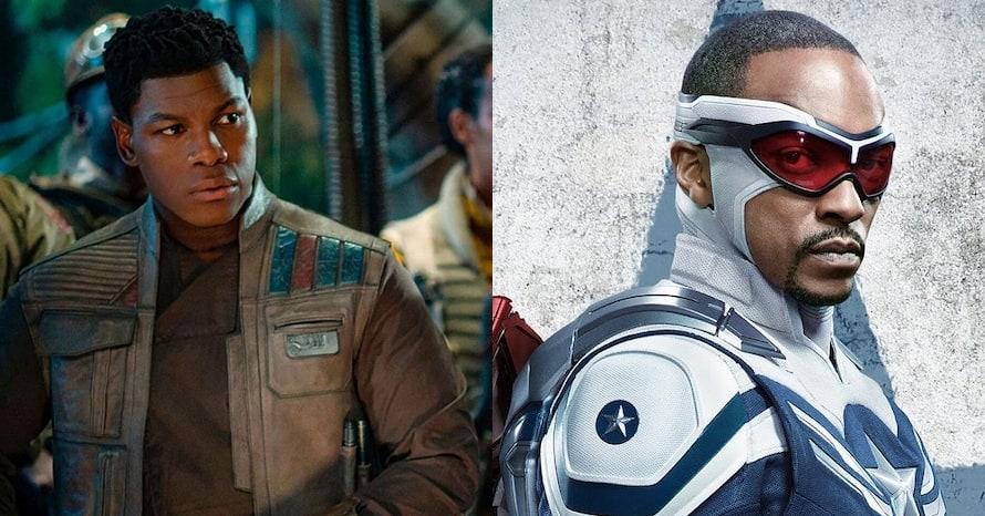John Boyega Applauds Marvel Studios For Spotlighting Sam Wilson
