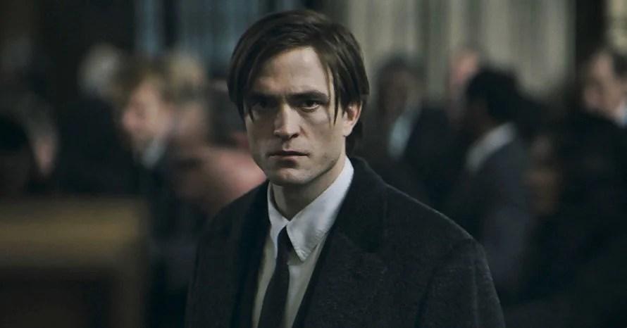 Robert Pattinson The Batman Bruce Wayne Warner Bros. HBO Max
