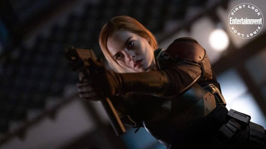 Samara Weaving Snake Eyes Scarlett Henry Golding Andrew Koji G.I. Joe