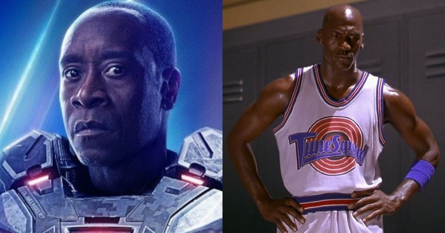 Don Cheadle Says Michael Jordan Appears In 'Space Jam: A New Legacy'