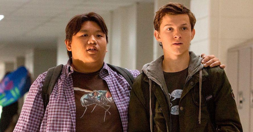 Jacob Batalon Shares New 'Spider-Man 3' BTS Photos With Tom Holland