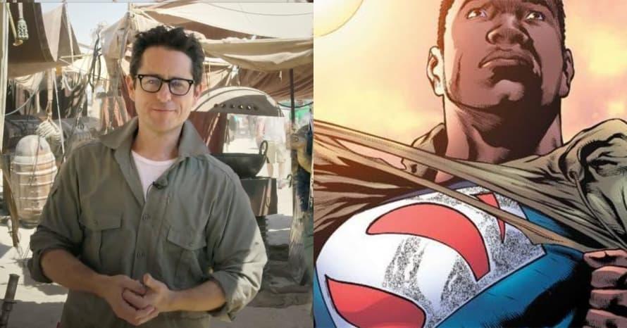 Superman JJ Abrams Warner Bros.