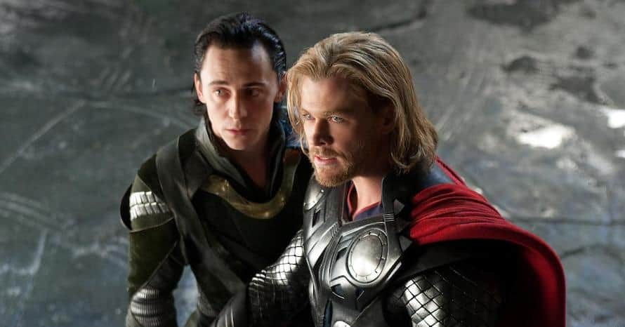 Chris Hemsworth Shares 'Thor' Throwback Photo With Tom Hiddleston