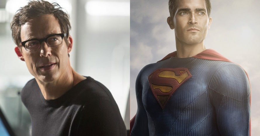 'The Flash' Star Tom Cavanagh To Direct 'Superman & Lois' Finale