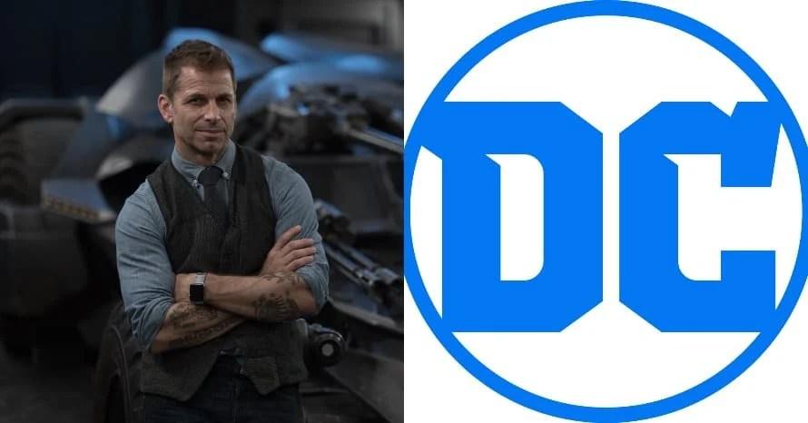 Zack Snyder Justice League DC Films