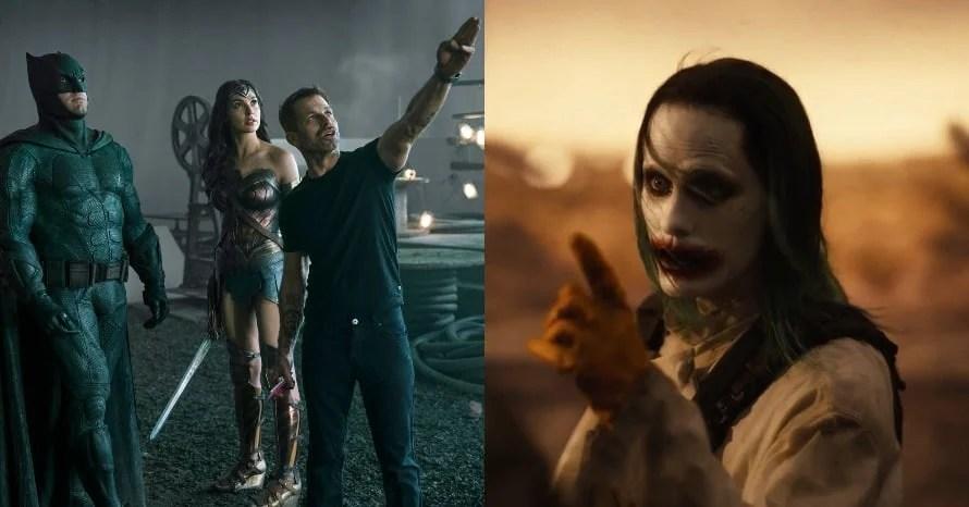 Zack Snyder Justice League Sequels Warner Bros