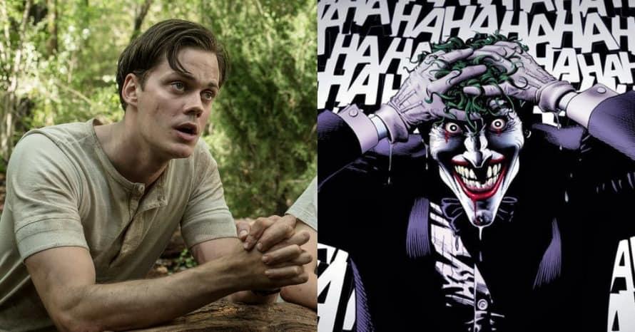See Bill Skarsgard As Joker In Robert Pattinson's 'The Batman' Universe