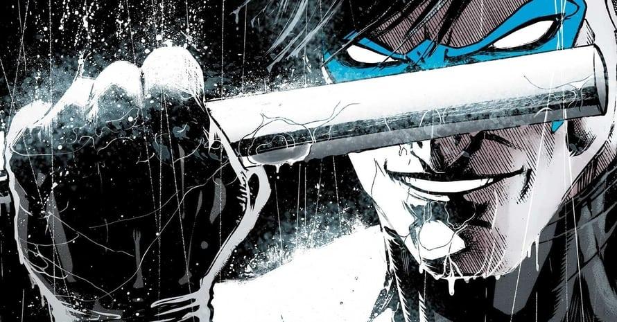 Chris McKay Nightwing DC