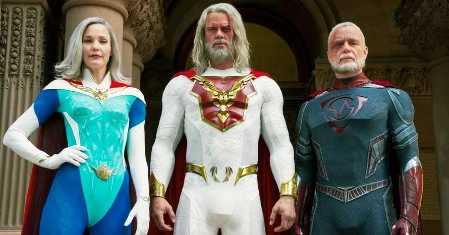 Netflix Ending 'Jupiter's Legacy' After One Season & Announces 'Supercrooks' Series