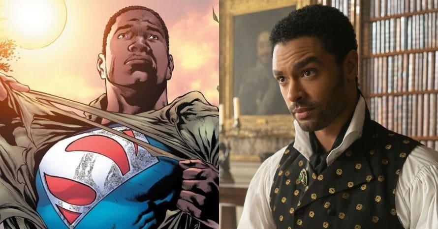 John Boyega Wants To See Rege-Jean Page Or Jonathan Majors As Superman