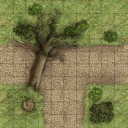 maps fantasy map highway heroic wilderness battle dnd rpg countryside dungeon geomorphs dragons tiles dungeons features pathfinder gridless bridge tree