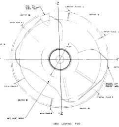 apollo service module service propulsion system sps servicing connections [ 1562 x 1522 Pixel ]