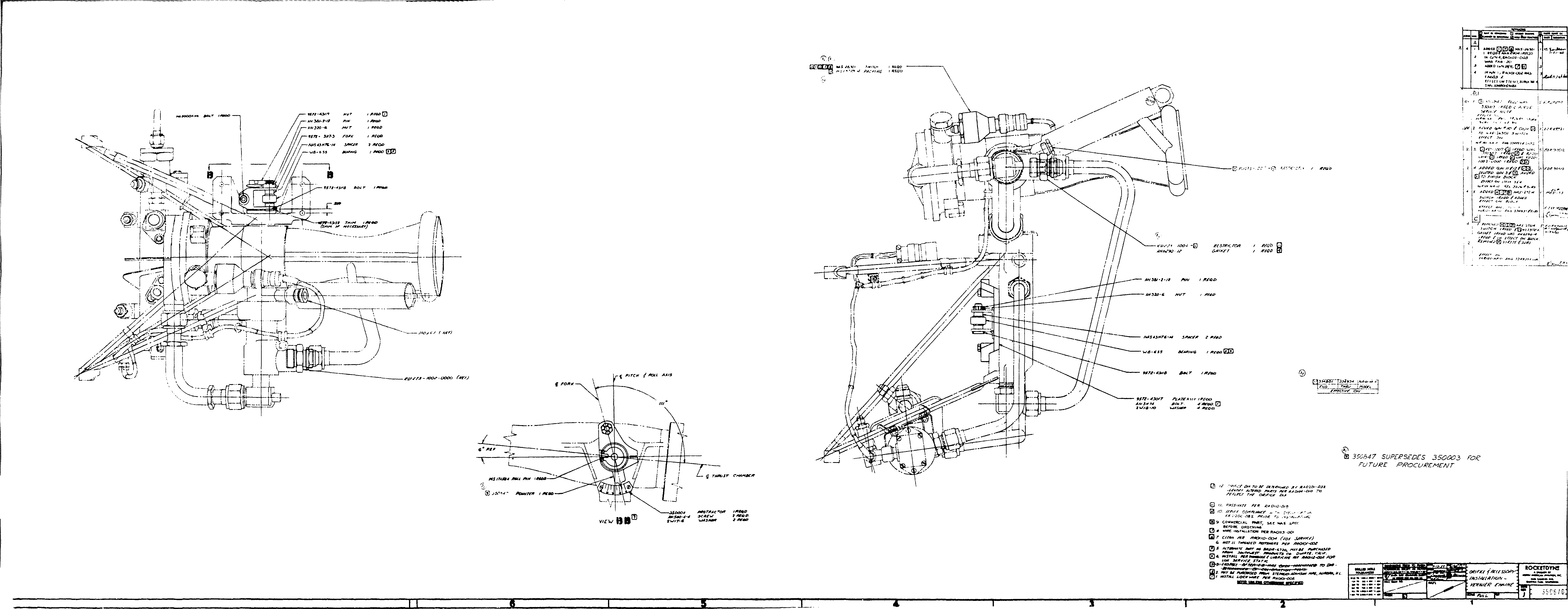 LR-101 Vernier Engine