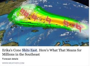 Hurricane Track