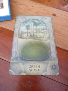 The Green Stone- from the StoryWorld: Fairy Magic: Create-A-Story Kit http://www.goodreads.com/book/show/9327094-storyworld