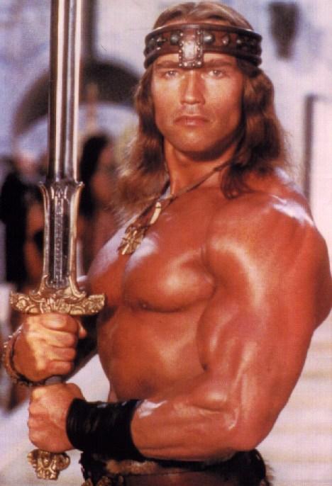 Conan Arnold Swarzenegger
