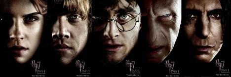 Harry Potter e as reliquias da morte parte 2 poster