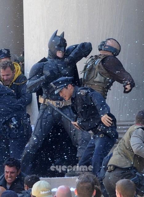 batman contra bane
