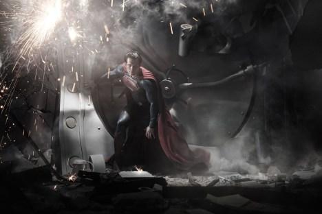 Superman man of steel homem de aço filme