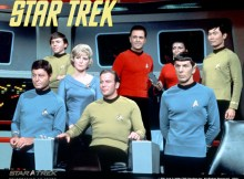 Star Trek original series elenco completo personagens