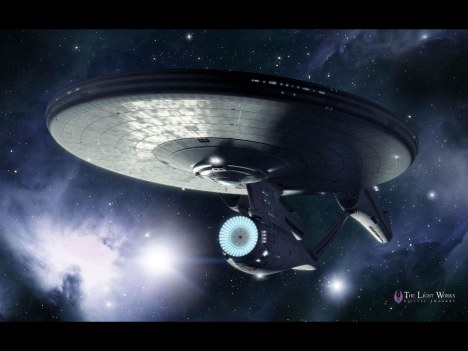 Star Trek enterprise 2009