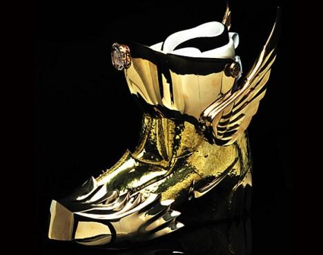 Cavaleiros do Zodiaco e Nike bota