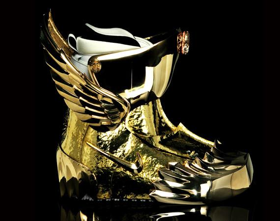 Cavaleiros do Zodíaco e Nike: Conheça as botas de snowboard!