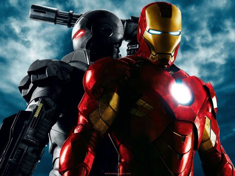 Ironman and warmachine