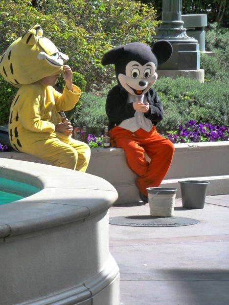 Mickey em Os Vingadores