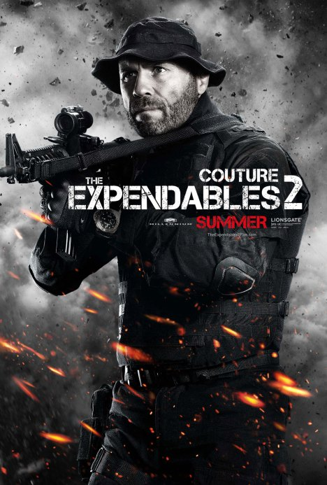 The Expendables 2 poster randy