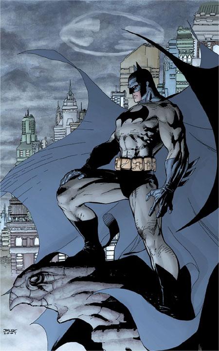Batman gargula epico