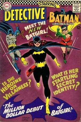 Capa de Batman anos 70 era de prata
