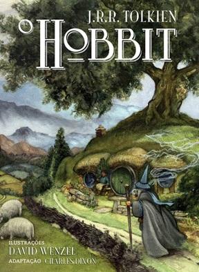 o hobbit toca capa