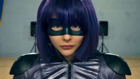 hit girl kick ass 2