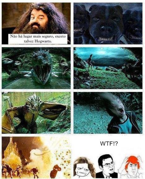 hogwarts seguro