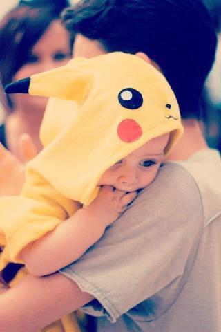 garoto pikachu