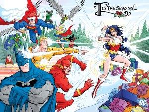 Natal da Liga da Justiça