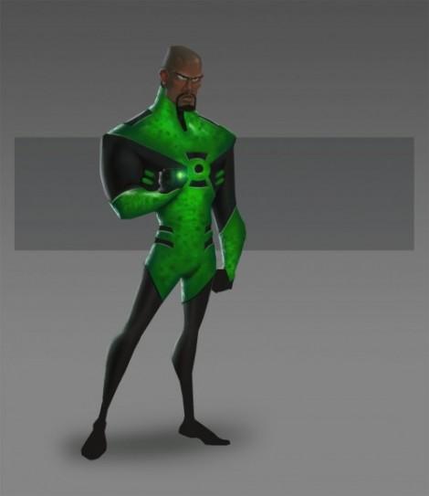 Green-Lantern Pixar