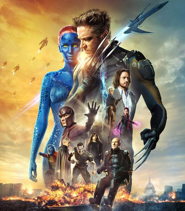 X-Men Dias de um futuro esquecido poster