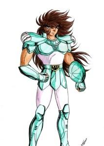 Ohko de dragão de Cavaleiros do Zodíaco