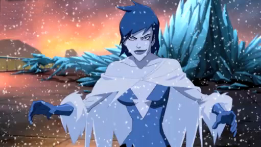 Killer frost crystal young justice