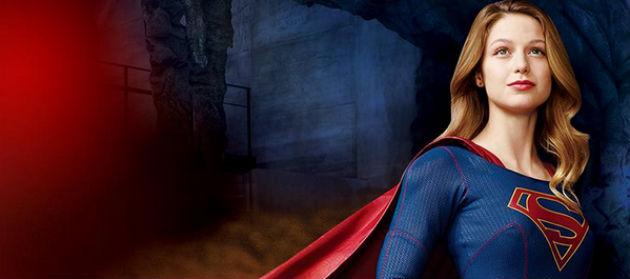 supergirl Kara zor el serie